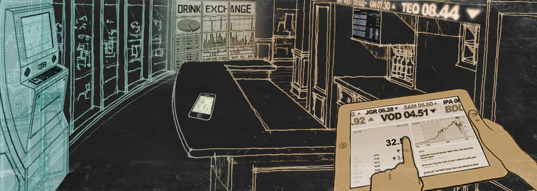 DBT - DrinkExchange