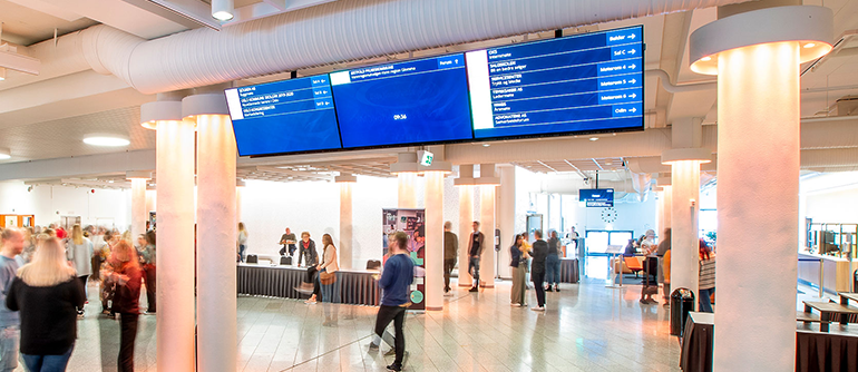 Hospitality-Hotell-veiviser-digital-signage