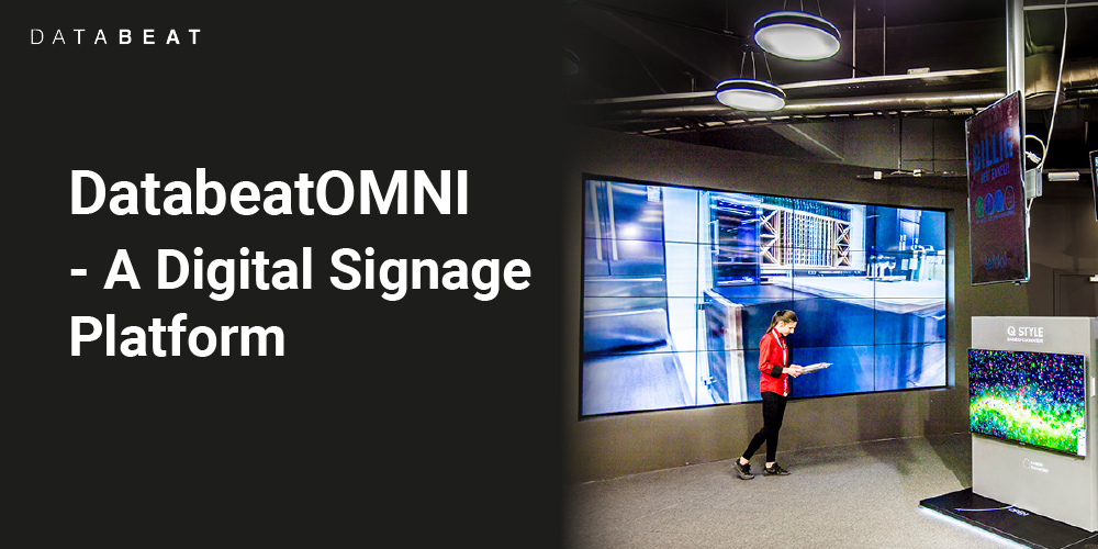SlideShare-LinkedIn-DigitalSignage-Databeat-PP