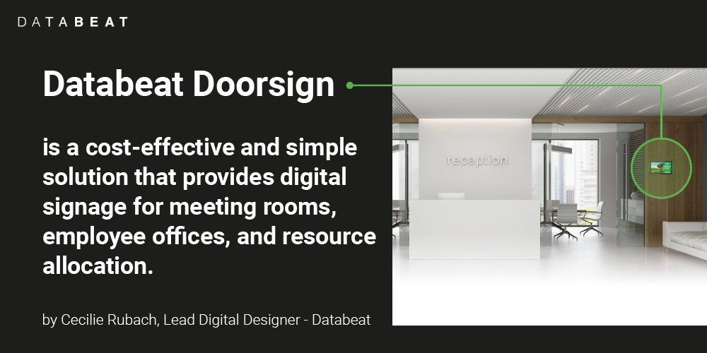 SlideShare-LinkedIn-DigitalSignage-Doorsign-PP