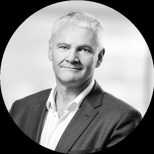 Øyvind Andhøy CEO